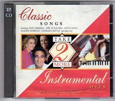 (EV310) Classic Songs, Instrumental Hits - 37 tracks - 1993 double CD