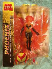 Dark Phoenix fire version Figure|Diamond/Marvel Select|NEW