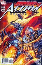 Action Comics #903 DC Comics 2011 Denys Cowan 1:10 Variant Cover Comic Book