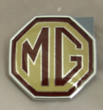 MG ZR, ZS, ZT & ZT-T FRONT BADGE , BRAND NEW, GENUINE (DAH000040)