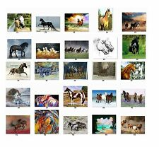 30 Personalized Return Address labels Horses Buy 3 get 1 free {h2}