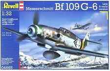Revell 1/32 Messerschmitt Bf109 G-6 Plastic Model Kit 04665