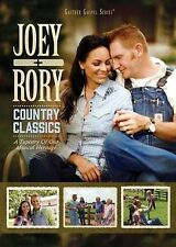 Joey + Rory: Country Classics - A Tapestry of Our Musical Heritage (DVD, 2014)