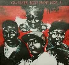 Classik Hip Hop Music CD #3》OLD SCHOOL》RAP》HEAVY D》ERIC B &RAKIM》SPECIAL ED》EPMD
