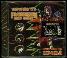Frankenstein Drag Queens Songs From The Recently Deceased CD new Wednesday 13