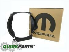 Jeep Commanche Cherokee With 4.0L MECHANICAL COOLING FAN SHROUD OEM NEW MOPAR