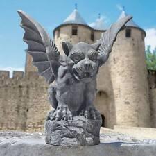 LARGE FLORENTINE GARGOYLE STATUE DESIGN TOSCANO gothic  gothic statues  gargoyle
