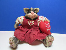 "AMORE THE CAT - 8"" Russ Shelf Sitter - NEW W/HANG TAG  - Rare"