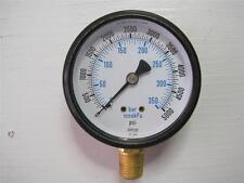 """7285 Detroit Diesel ENFM Gauge 6505012 5000 PSI  100 xkPa 1/4"""" NIB 6685006299860"""