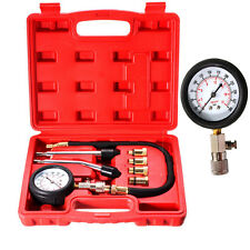Auto Car Compression Cylinder Pressure Tester Gauge Adapters For Diesel Engine