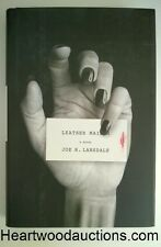 LEATHER MAIDEN: A Novel by Joe R. Lansdale FIRST- High Grade