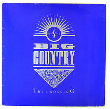 """12"""" LP - Big Country - The Crossing - C2272 - washed & cleaned"""
