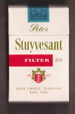 Empty Packet 20 Peter Stuyvesant King Size Spain
