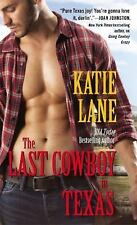 The Last Cowboy in Texas - Katie Lane - FREE SHIP