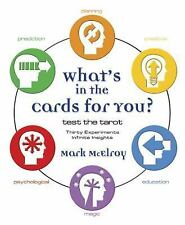 What's In the Cards for You?: Test the Tarot, McElroy, Mark, Good Book