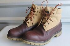 Vintage Timberland #16037 Brown and Tan Men's Size 11 M