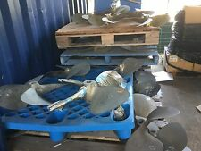 Propellers Shaft Drive Bronze Unused - Qty 50 Various