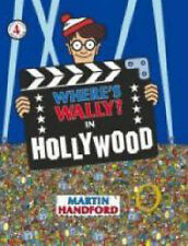Where's Wally? In Hollywood -  Book 4 - Martin Handford