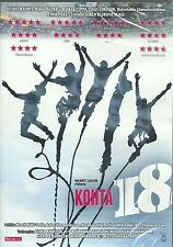 Kohta 18 (Almost 18) Finnish awarded 2012 coming of age dvd English subtitles