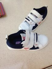 Everlast Kids White Trainers - Non Marking Sole