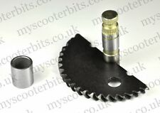 Kick Start Main Shaft Gear 7-tooth 50cc 4T GY6 139QMB Direct Bikes Baotian Pulse