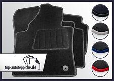 Opel Zafira A 4 piezas 100% ajuste felpudos auto alfombras schw. plata azul rojo