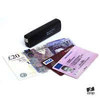 UV MG COUNTERFEIT FAKE BANK NOTE BANKNOTE MONEY FORGERY DETECTOR CHECKER TESTER