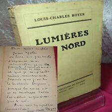 LUMIÈRES DU NORD scènes et enseignement de la vie Scandinave Louis Charles Royer