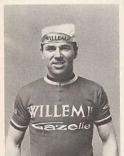 JO VAN SEGGELEN Wielrennen Cyclisme 60s WILLEM II Gazelle Ciclismo Cycling vélo