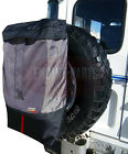 4X4 4WD SPARE WHEEL BACK PACK CAMPING SNOW MUD PATROL LANDCRUISER ETC
