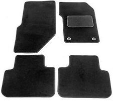 MERCEDES C CLASS (W203) 00-07 DELUXE GRAPHITE TAILORED CAR MATS