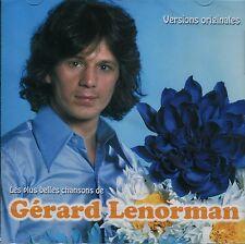 Gérard Lenorman : Les plus belles chansons (CD)