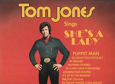 LP 3574  TOM JONES  SINGS  SHE'S A LADY