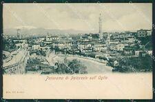 Brescia Palazzolo sull'Oglio cartolina QK6828