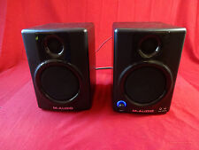 M-Audio AV30 Studiophile Active Compact Home 2-Way Studio Monitor Speakers Pair