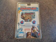 HANG ON SEGA TIGER LCD HANDHELD TABLETOP GAME 1989 NEW OLD STOCK SEALED RARE