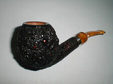 Ardor Urano Bent Egg with Sterling Pipe * New inth Box! * COOPERSARK NO RESERVE!