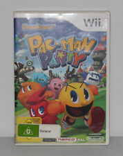 PAC-MAN PARTY NINTENDO WII GAME 30TH ANNIVERSARY EDITION - PAL VGC COMPLETE