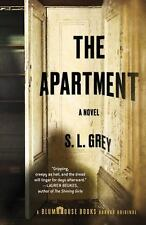 The Apartment by S. L. Grey, Sarah Lotz and Louis Greenberg (2016, Paperback)