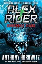 Crocodile Tears: An Alex Rider Novel