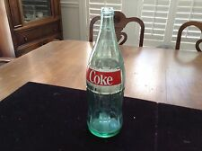 Vintage Coca Cola Bottle 32 oz.