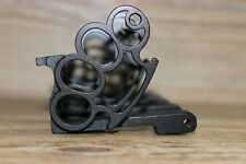 1pc New Pro Custom Fist Style Tattoo Coil Machine Frame for Professionals Black
