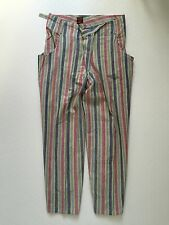 Super Rare Vivienne Westwood Malcolm McLaren Worlds End Madras 'Pirate' Trousers