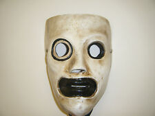 COREY TAYLOR AHIG FIBREGLASS SLIPKNOT MASK FANCY DRESS UP WRESTLING COSPLAY