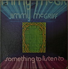 JIMMY McGRIFF: Something to Listen to-NM1970LP BLUE NOTE ORIG RELEASE