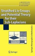 Stratified Lie Groups and Potential Theory for Their Sub-Laplacians by E....