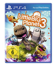 Little BIG PLANET 3 Nuovo + in pellicola 1xps4-partita #2000