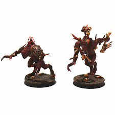 CHAOS DAEMONS KHORNE 2 Spawn Converted #1 PRO PAINTED Warhammer 40K fantasy