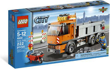 NEW Lego 4434 Dump Truck THE SELLER U WANT City Town Tipper Road Construction