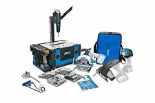Cel Power8 Workshop De Litio 18v Inalámbrico Taller ws4e Power 8 Kit Completo